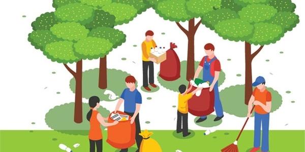 Εξόρμηση καθαρισμού και δενδροφύτευσης   στην περιοχή Στρεμπενιώτη