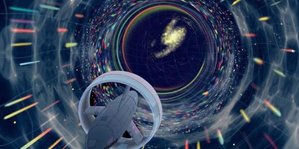 Μαύρες τρύπες - σκουληκότρυπες - χρονομηχανές