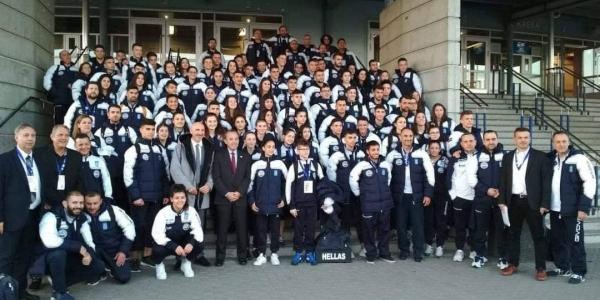 Η Ελλάδα με 125 αθλητές στο Πανευρωπαϊκό Ταε Κβο Ντο ITF στην Ιταλία