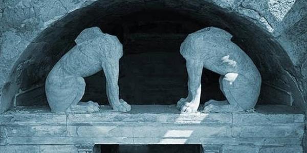 Μνημειακό ταφικό συγκρότημα τύμβου Καστά Αμφίπολης