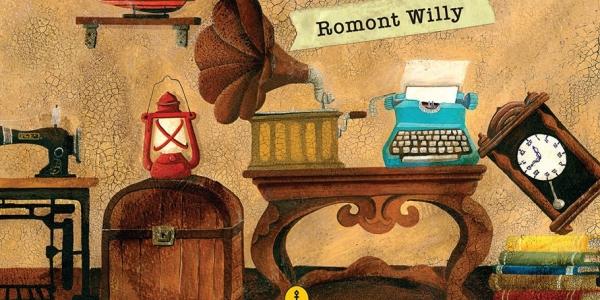 Οι παλιές μηχανές του παππού - Εικονογραφημένα βιβλία