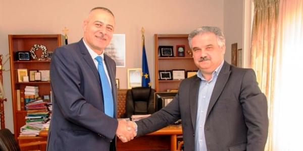 Διεθνή συνεργασία  δήμου Βόλβης με οργανισμό τοπικής αυτοδιοίκησης της Βουλγαρίας