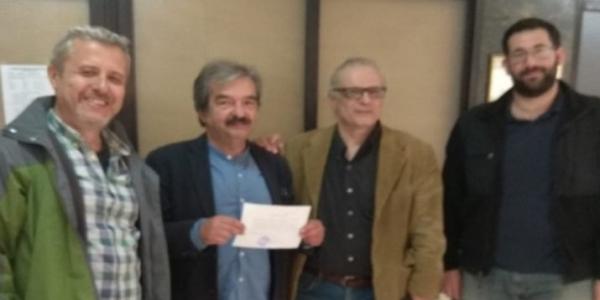 H Ενωτική Ανατρεπτική Παρέμβαση στον Δήμο Νεάπολης – Συκεών  κατέθεσε το ψηφοδέλτιό της