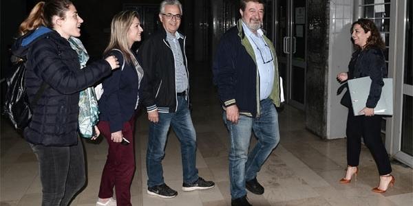 Νέα Αυτοδιοίκηση-Σίμος Δανιηλίδης - Kατάθεση του ψηφοδελτίου στο Πρωτοδικείο