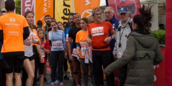 Οικογενειακός αγώνας στα Βίκος Street Relays Θεσσαλονίκης