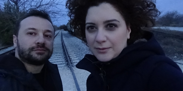 Μάκης Καβούκας - Κωνσταντίνα Τεντόγλου: «Παράξενες λιακάδες»