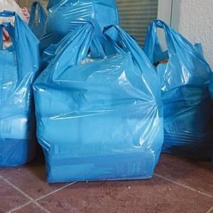 Διανομή τροφίμων σε δικαιούχους του ΤΕΒΑ στο Δήμο Κιλκίς