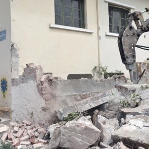 Ξεκίνησε η διάνοιξη της οδού Ελλησπόντου στη Νεάπολη