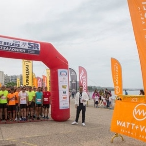 Βίκος Street Relays: Η Θεσσαλονίκη έτρεξε για τον Πόντο