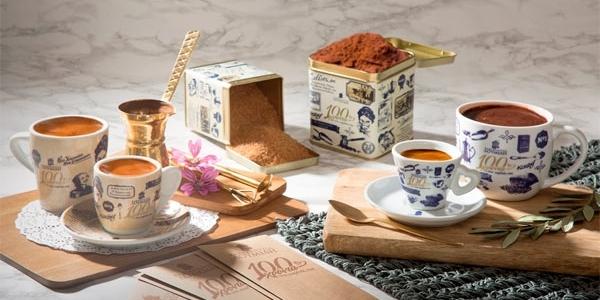 Επετειακά προϊόντα από τα Καφεκοπτεία Λουμίδη