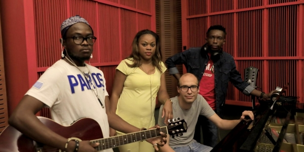 Συναυλία των Perle Music για την Παγκόσμια Ημέρα Προσφύγων