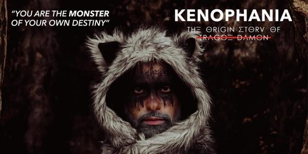 Kenophania: The Origin Story of Tragoe Damon