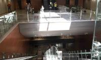 Ο «Φάκελος Λαμπράκη» στο σταθμό «Ευκλείδης» του Μετρό