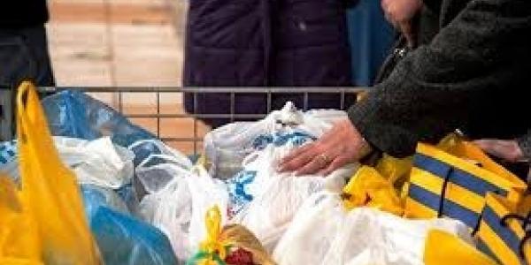 Διανομή τροφίμων σε δικαιούχους του ΤΕΒΑ στο Δήμο Σκύδρας