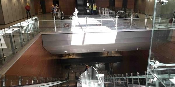 Ο «Φάκελος Λαμπράκη» στο σταθμό «Ευκλείδης» του Μετρό - Παράταση