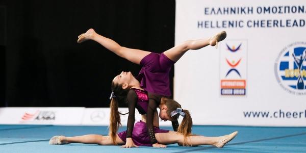 3ο Πανελλήνιο Πρωτάθλημα Cheerleading