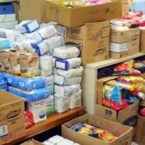 Συνεχίζεται στους Δήμους των Σερρών η διανομή τροφίμων στους δικαιούχους του ΤΕΒΑ