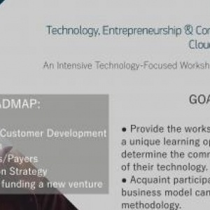 Technology, Entrepreneurship & Commercialization Cloud for Innovation