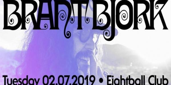 Brant Bjork live στο Eightball Live Stage