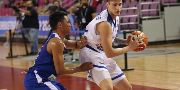 Μπάσκετ: Ελλάδα-Φιλιππίνες 85-69 για το Παγκόσμιο U19
