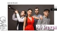 Les Au Revoir Live @ Bohème
