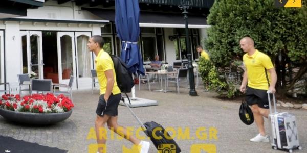 Στην Ολλανδία η αποστολή του ΑΡΗ