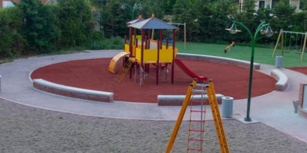 Δήμος Δέλτα: Νέα παιδική χαρά στο μεγάλο πάρκο της Νέας Μαγνησίας