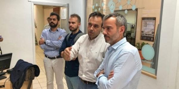 Εργαλεία από τα Τρίκαλα αναζητεί για εφαρμογή στη Θεσσαλονίκη ο Κωνσταντίνος Ζέρβας