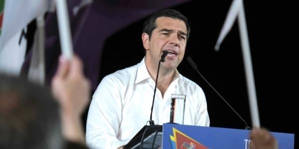 Αλέξης Τσίπρας: Προσκλητήριο ενότητας και αγώνα για την μεγάλη ανατροπή