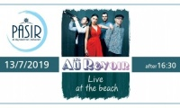 Les Au Revoir Live @ Pasir All Day Beach Bar