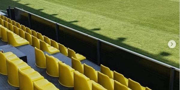 Κερκίδα με court seats αποκτάει το γήπεδο του ΑΡΗ
