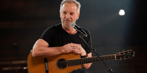 Ο Sting ακύρωσε συναυλία στο Βέλγιο ύστερα από εντολή των γιατρών του