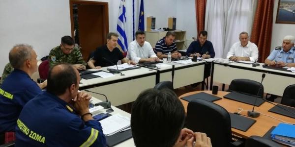 Χαλκιδική: Συνεργεία της Περιφέρειας καταγράφουν τις ζημιές