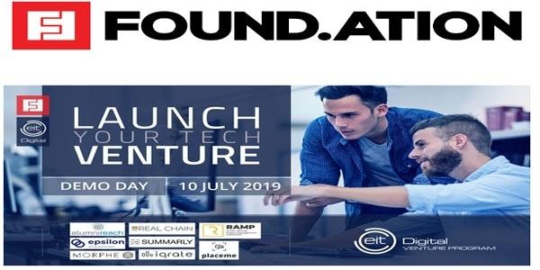Οι startups που υποστηρίζει το EIT Digital Venture Program το 2019
