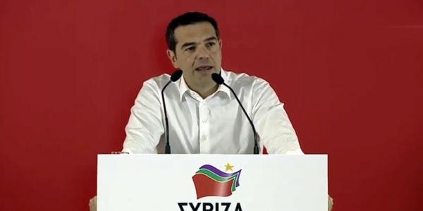 Αλέξης Τσίπρας: Ήρθε η ώρα να επανιδρύσουμε τον ΣΥΡΙΖΑ