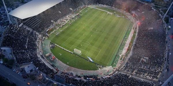Κλιμάκιο της UEFA στην Τούμπα για επιθεώρηση