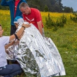 Η Ελληνική Ομάδα Διάσωσης στον Όλυμπο