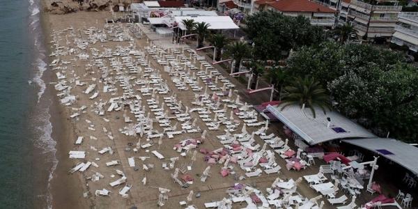 Ολοκληρώθηκε η ηλεκτροδότηση στη Χαλκιδική εκτός από κάποιες περιπτώσεις