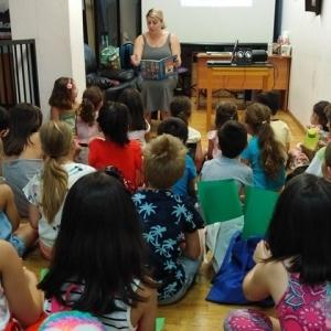 Δράσεις στην Περιφερειακή Βιβλιοθήκη Άνω Τούμπας