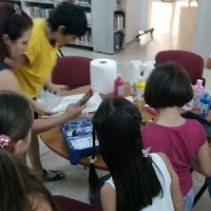 Καλοκαιρινή εκστρατεία ανάγνωσης από τη Δημοτική Βιβλιοθήκη Θέρμης
