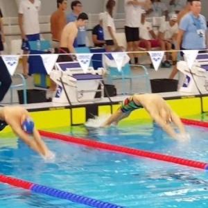 Πανελλήνιο ρεκόρ κολύμβησης στα 4Χ100μ μικτή από τα Αστέρια Θεσσαλονίκης