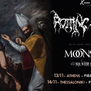 Οι Rotting Christ live σε Αθήνα και Θεσσαλονίκη