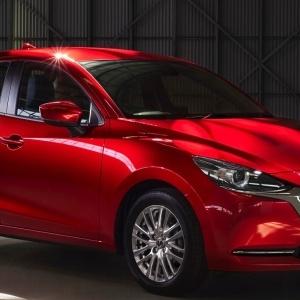 Facelift για το Mazda2