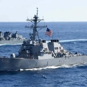 Πλοίο του αμερικανικού Ναυτικού κατέρριψε ιρανικό drone