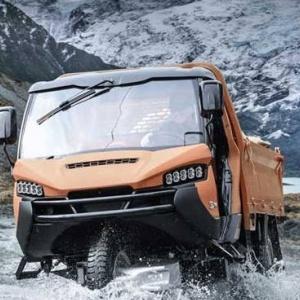 Ηλεκτρικό επαγγελματικό Κινέζικο όχημα θα παρουσιαστεί τον Σεπτέμβριο στη ΔΕΘ