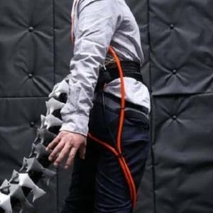 Ρομποτική ουρά προσθέτει ισορροπία στους ηλικιωμένους