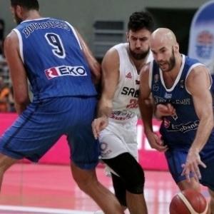 Ελλάδα-Σερβία 80-85