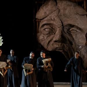 Ορέστεια του Αισχύλου από το Εθνικό Θέατρο