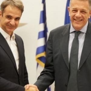 Ο πολιτευτής της ΝΔ, Νίκος Ταχιάος για πρόεδρος της Αττικό Μετρό