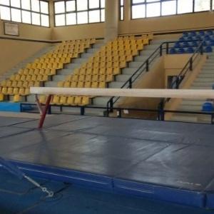 Εργασίες καθαρισμού στο γυμναστήριο της Μίκρας